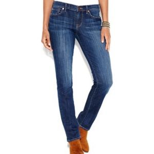 Lucky Brand Sweet N Low Straight Leg Jeans 4 Long
